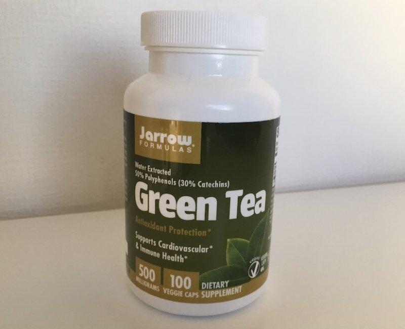 green tea(緑茶)